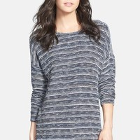 Velvet by Graham & Spencer Terry Slub Tunic | Nordstrom