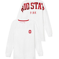 Ohio State University Bling Varsity Crew - PINK - Victoria's Secret