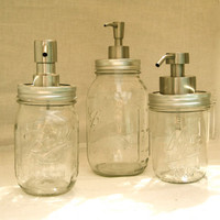 EcoFavorable Mason Jar Dispensers