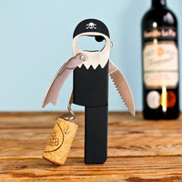 Legless Corkscrew, The Pirate Bottle Opener