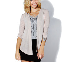 Papaya Clothing Online :: COMFY DAILY CARDIGAN