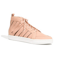 LOEFFLER RANDALL® ISLE HIGH-TOP SNEAKERS