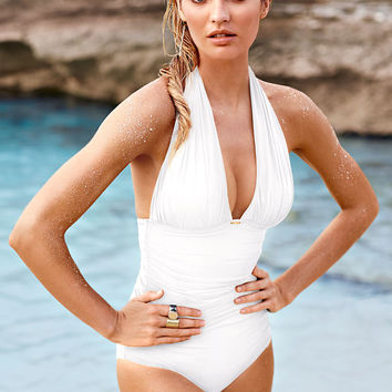 Halter One-piece - Secret by Victoria's Secret Swim - Victoria's Secret