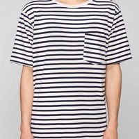 SkarGorn #91 Stripe Wide Tee