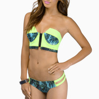 Dream Monstar Tropical Palms Swim Set $122