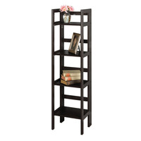SAVE Winsome Wood 4-Tier Folding Shelf