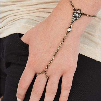 Boho Diamond Hand Chain