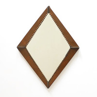 Antique Dutch Mirror - 1920s