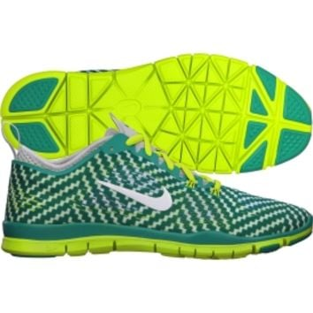 Nike Women's Free 5.0 TR FIT PRT 4 Training Shoe - Turquoise | DICK'S Sporting Goods