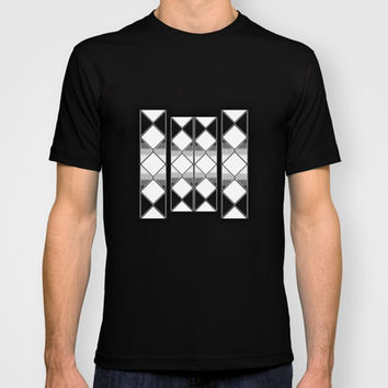 Triangles T-shirt by VanessaGF