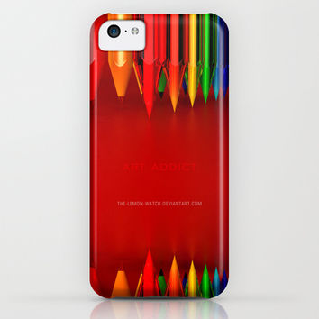 Art Addict - iPhone & iPod Case by THE-LEMON-WATCH