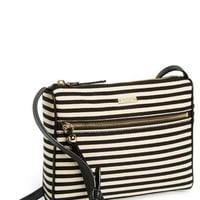 kate spade new york 'charles street fabric - cayli' crossbody bag