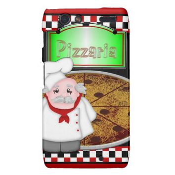 Chef Italiano-Pizza Motorola Droid Razr