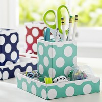 Printed Desk Accessories - Utility Caddy