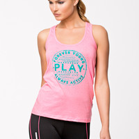 Training Top from ONLY PLAY - PLAY BIRD RETRO TOP
