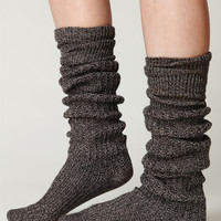 Free People Rib Slouch Tall Sock