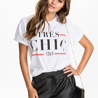 T-Shirt from RIVER ISLAND - SS PRINTED TEE