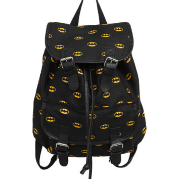 DC Comics Batman Logo Backpack