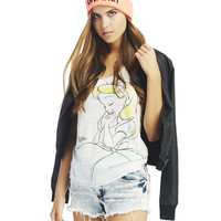 Sketched Alice in Wonderland™ Tank | Wet Seal
