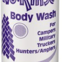 No Rinse Body Wash - 8 oz.