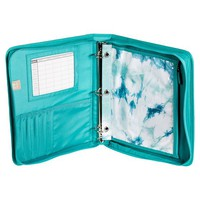 Gear-Up Pool Tie-Dye Homework Holder