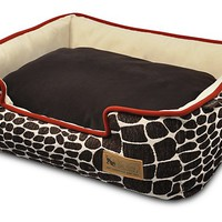 Kalahari Lounge Bed, Brown