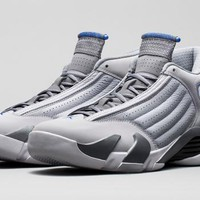 Air Jordan 14 Retro 'Wolf Grey'