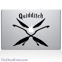 Quidditch | Macbook Decals | The Decal Guru