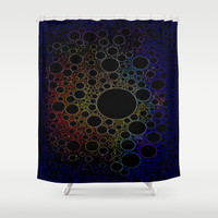 :: Radioactive :: Shower Curtain by GaleStorm Artworks