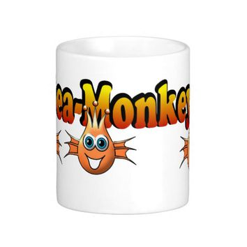 Sea Monkeys Monkees Design