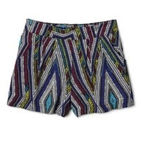 Junior's Printed Soft Short