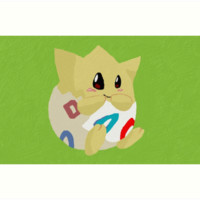 Togepi Paint