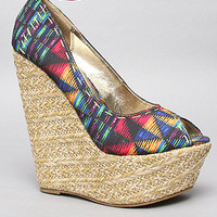 *Sole Boutique The Lito Shoe in Yellow and Fuchsia : Karmaloop.com - Global Concrete Culture
