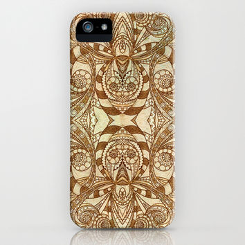 Indian Style G236 iPhone & iPod Case by MedusArt