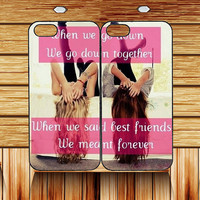 iphone 4 case,iphone 5 case,iphone 5s case,best friends,iphone 5c case,samsung s4 case,ipod 4 case,ipod 5 case,any two can match