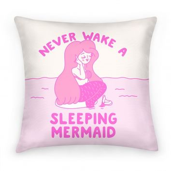 Never Wake A Sleeping Mermaid