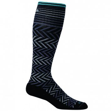 Sockwell Women's Chevron Circulator 15-20 mmHg Compression Socks