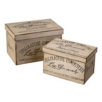Chocolaterie 2-pc. Box Set