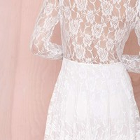 Nasty Gal Get Laced Dress