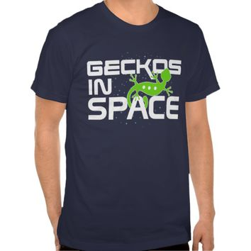 GECKOS in SPACE