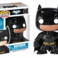ROCKWORLDEAST - Batman, Vinyl Figure, Dark Knight Rises