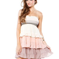 Papaya Clothing Online :: BABY DOLL CACAN DRESS