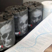Toilet Paper Printed With Horror Story | Incredible Things