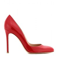 Venus patent-leather pumps