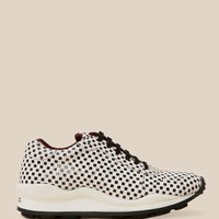 OPENING CEREMONY CHECKERED OC SNEAKERS - WOMEN - JUST IN - SHOES - OPENING CEREMONY