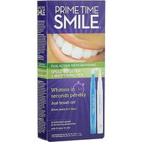 Dual Action Teeth Whitening Speed Booster + Whitening Pen