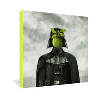 Eric Fan Son Of Darkness Gallery Wrapped Canvas