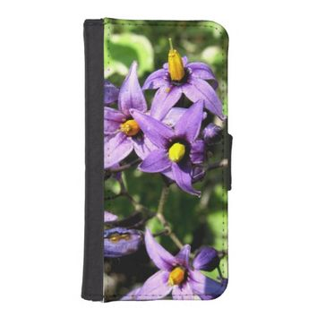 Flower Wallet 5/5s Case