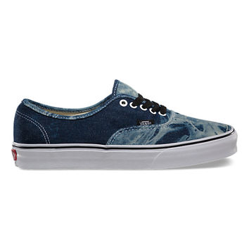 Acid Denim Authentic | Shop Classic Shoes at Vans