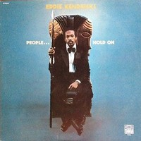 "Eddie Kendricks - ""People...Hold On"" 1st Press 12"" LP 1972 Tamla, T315L"